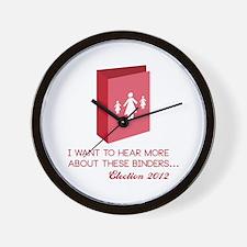 Election 2012 Wall Clock