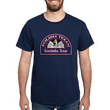 Kosciusko Polish Texan T-Shirt