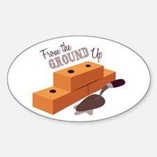Ground Up Decal