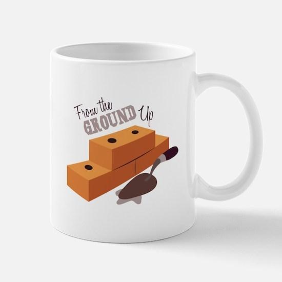 Ground Up Mugs
