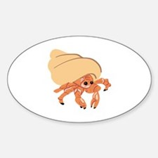 Hermit Crab Decal