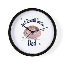 JRT Dad Bowl Wall Clock