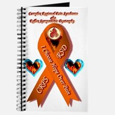 I Choose Hope Over Pain CRPS RSD Phoenix Journal