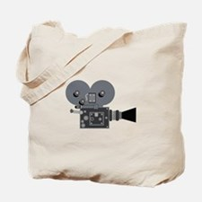 Movie Camera Tote Bag