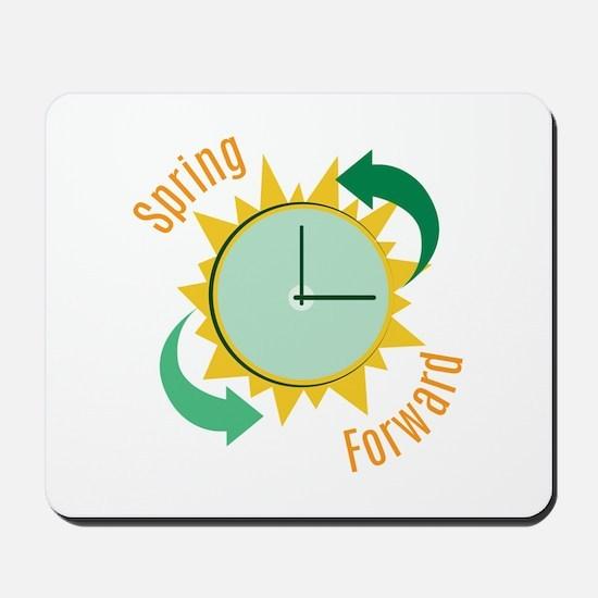 Spring Forward Mousepad