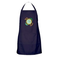 Spring Forward Apron (dark)