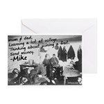 Opium Den Fraternity Greeting Cards (Pk of 10)