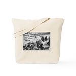 Opium Den Fraternity Tote Bag