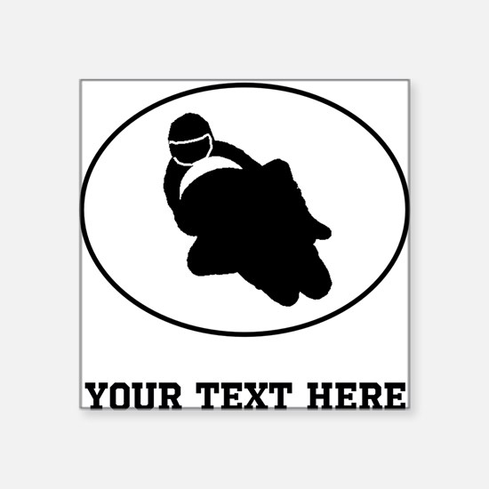 Motorcycles Silhouette Bumper Stickers CafePress - Motorcycle bumper custom stickers