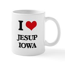 I love Jesup Iowa Mugs