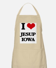 I love Jesup Iowa Apron