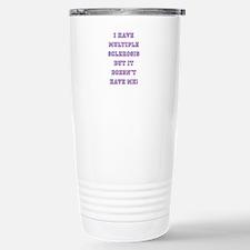 MULTIPLE SCLEROSIS Travel Mug