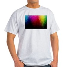 ombre rainbow T-Shirt