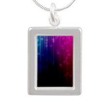 ombre rainbow Necklaces