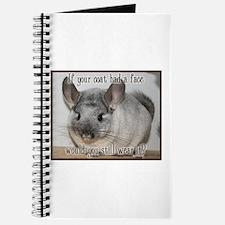 Chinchilla Coat Journal