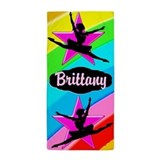 Ballerina Beach Towels