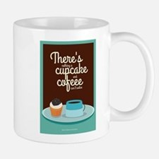 There's nothing a cupcake Marie Williams John Mugs