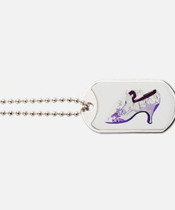 For the Love of Shoes Dog Tags
