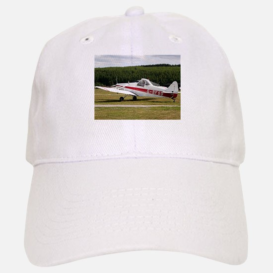 Low wing tricycle glider tow plane Baseball Baseball Cap