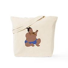 Hawaiian Man Tote Bag