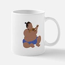 Hawaiian Man Mugs