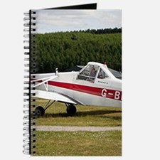 Low wing tricycle glider tow plane Journal