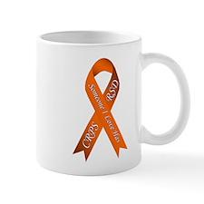 Someone I Love has CRPS RSD Orange Awareness Mugs
