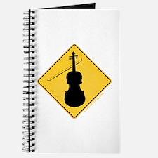 Crossing Zone Violin Journal