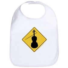 Crossing Zone Violin Bib