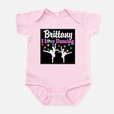 PRETTY BALLERINA Infant Bodysuit