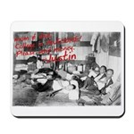 Awesome College Opium Mousepad