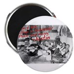 "Awesome College Opium 2.25"" Magnet (10 pack)"