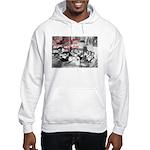 Awesome College Opium Hooded Sweatshirt