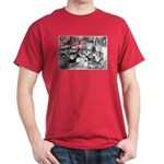 Awesome College Opium Dark T-Shirt