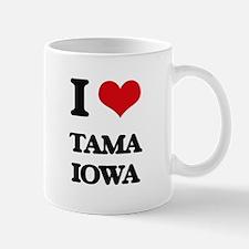 I love Tama Iowa Mugs