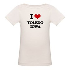 I love Toledo Iowa T-Shirt