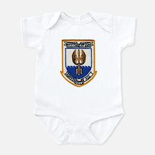 USS COOK Infant Bodysuit