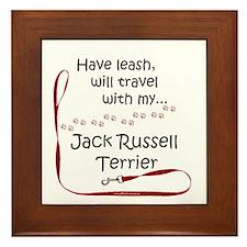 JRT Travel Framed Tile