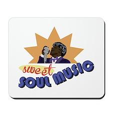 Soul Music Mousepad