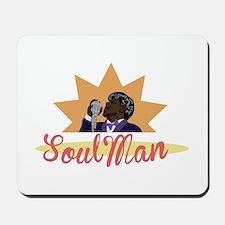 Soul Man Mousepad