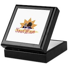 Soul Man Keepsake Box