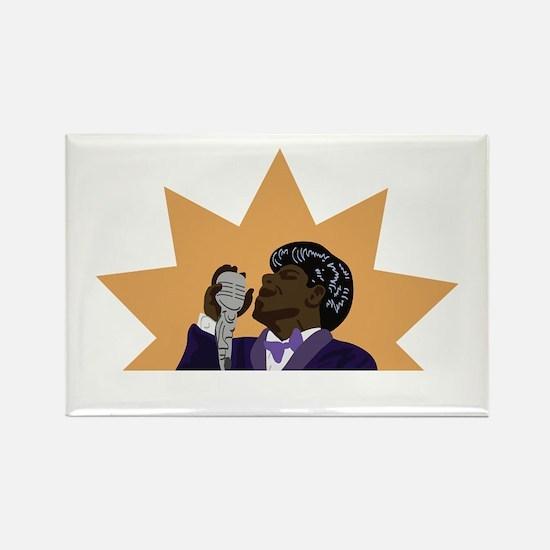James Brown Magnets