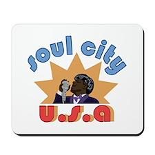 Soul City USA Mousepad