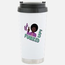 Funked Up Travel Mug