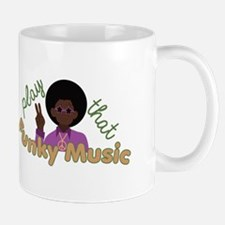 Funky Music Mugs