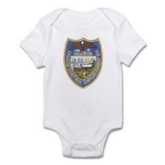 Oregon Liquor Control Infant Bodysuit
