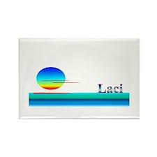 Laci Rectangle Magnet