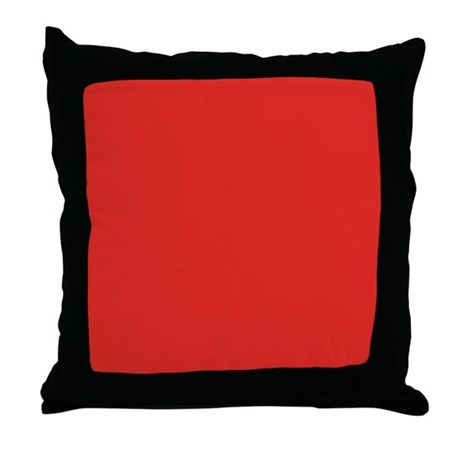 Solid Colors Throw Pillow