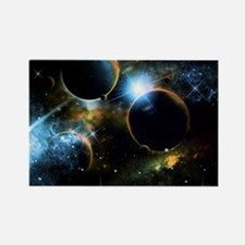 The universe of planets Magnets