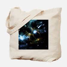 The universe of planets Tote Bag